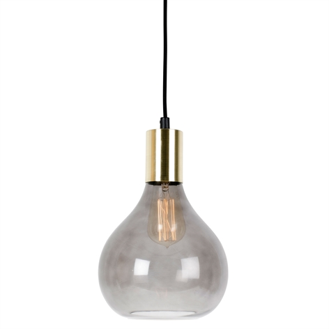 Hängade lampa DROP 599 Lagerhaus