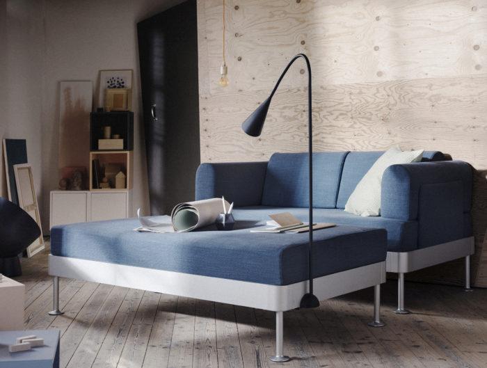 IKEA_DELAKTIG_soffkombination_Hillared_morkbla_med_lampa_PH148105-700x529